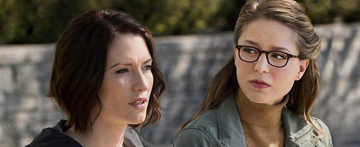 Alex et Kara Danvers, les deux sœurs complices