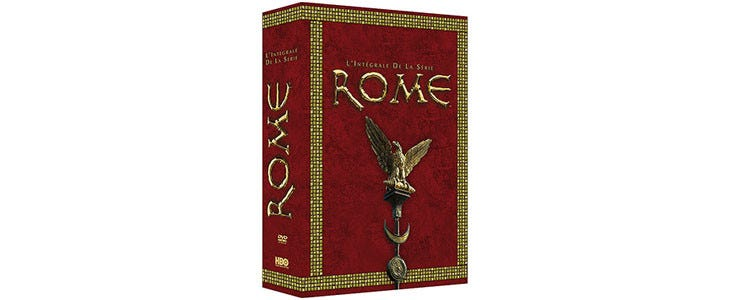 Coffret Rome