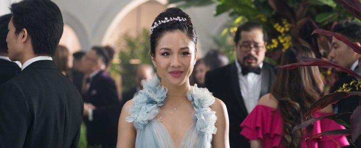 Crazy Rich Asians - Constance Wu