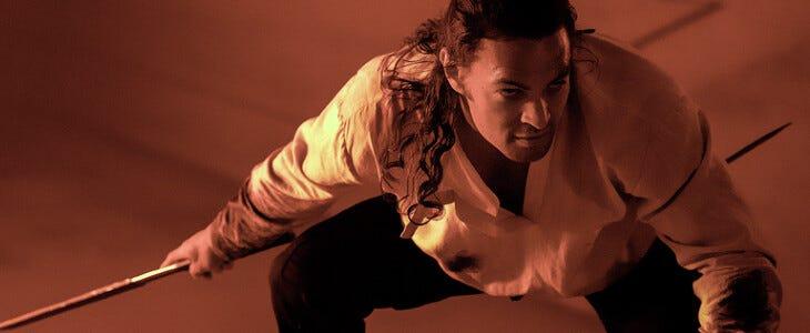 Jason Momoa dans le film Dune.