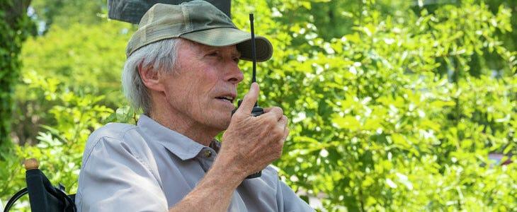Clint Eastwood aux commandes de son 39e film, Le cas Richard Jewell
