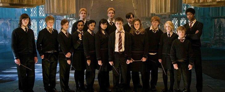 Cho Chang rejoint l'Armée de Dumbledore, le groupe mené par Harry Potter