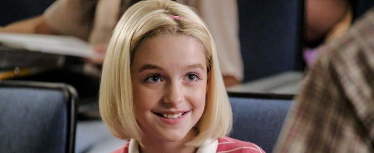 McKenna Grace dans Young Sheldon