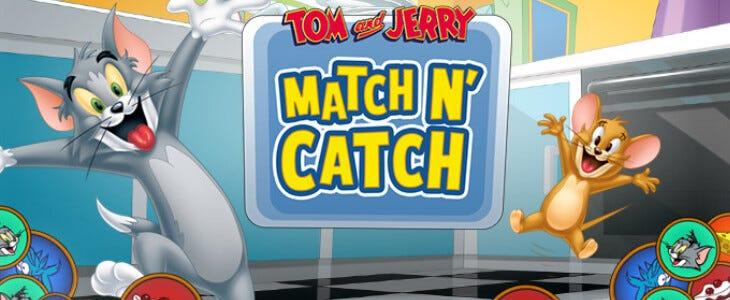 Tom et Jerry / Assemble et attrape.