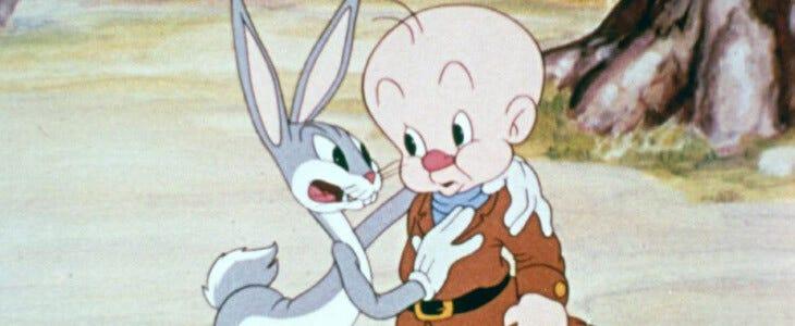 Un chassant sachant chasser est le premier court-métrage mettant en scène Bugs Bunny.
