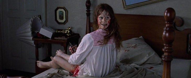 L'Exorciste - film horreur le plus vu en France