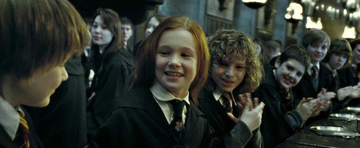 La jeune Lily Evans dans Harry Potter et les Reliques de la Mort