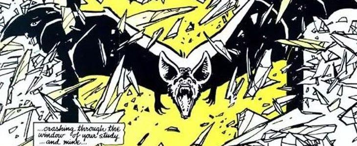 Batman - la chauve-souris