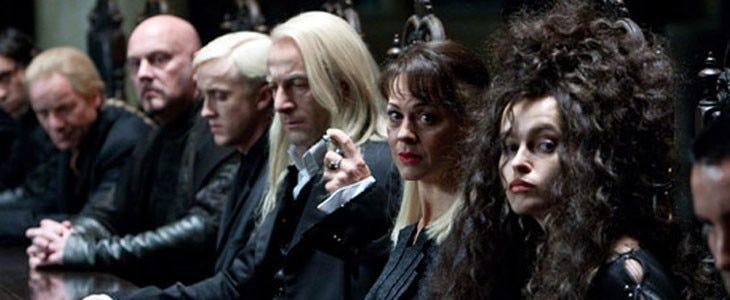 Harry Potter - Narcissa Malefoy et sa famille