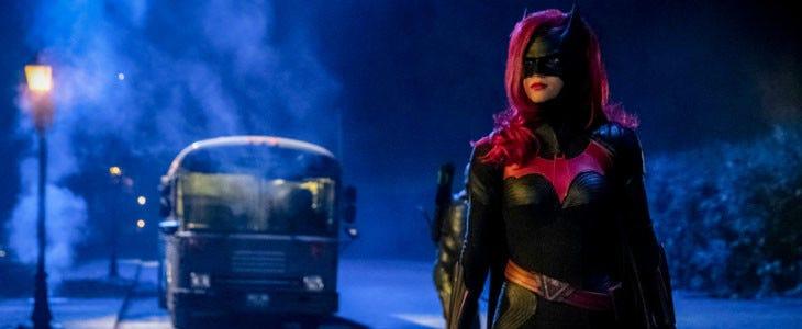 Ruby Rose est Batwoman dans la première saison de la série.