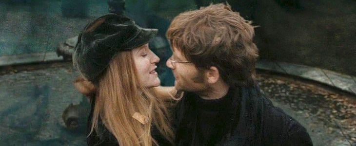 Harry Potter - Lily et James