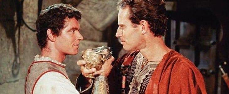 Messala et Ben-Hur