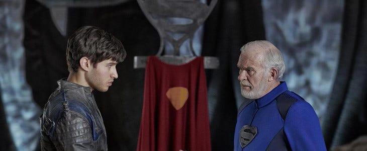 Krypton- saison 2