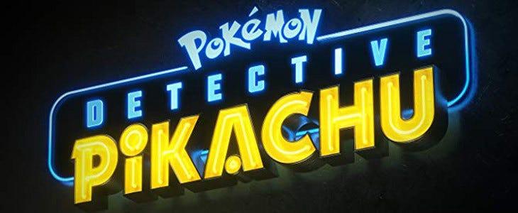 L'affiche de Détective Pikachu