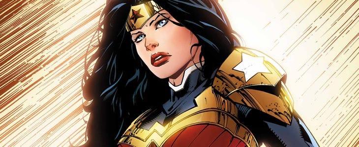 Wonder Woman est la plus célèbre super-héroïne de l'univers DC.