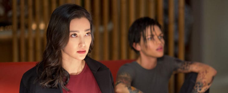 Li Bingbing - En Eaux Troubles
