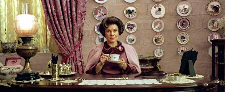 Dolores Ombrage dans Harry Potter et l'Ordre du Phénix