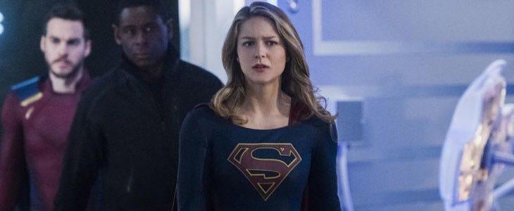 Supergirl alias Melissa Benoist