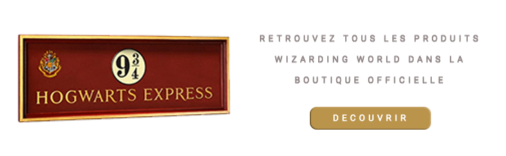 Plaque Poudlard Express