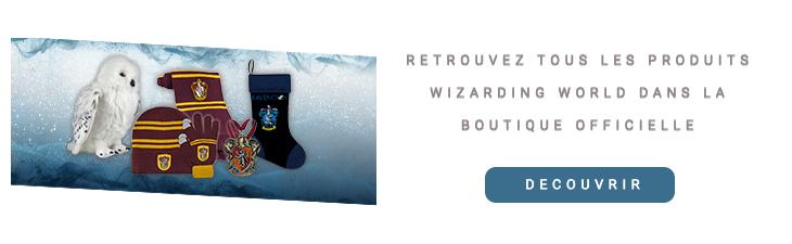 Collection Noël à Poudlard