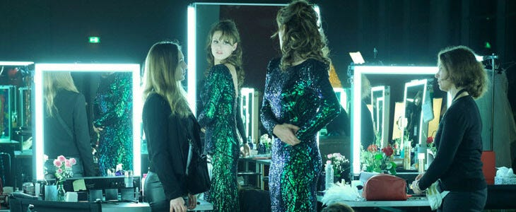 Alexandre Wetter tient le rôle principal du film Miss, en salles depuis le 21 octobre 2020.