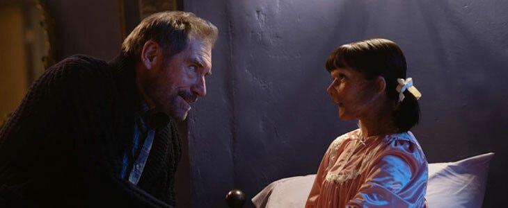 Le Chef et sa fille Dorothy.