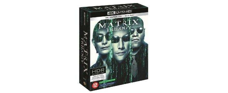 Coffret Noel 2020 Matrix.