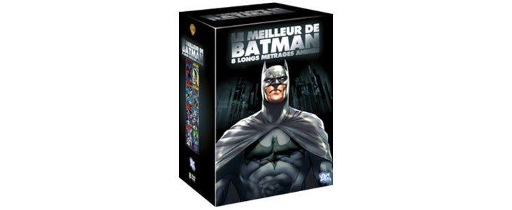 Coffret Le Meilleur de Batman
