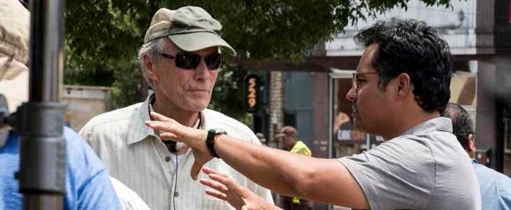 La Mule - Clint Eastwood et Michael Pena