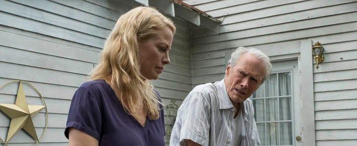La Mule - Clint Eastwood et Alison Eastwood