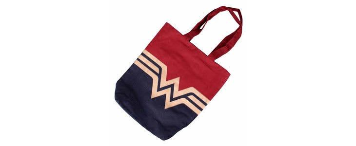 Le sac en toile Wonder Woman