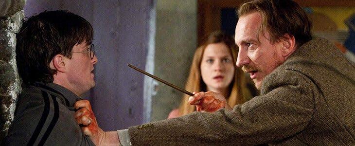 Tous les sorciers possèdent une baguette magique dans la saga fantastique Harry Potter.