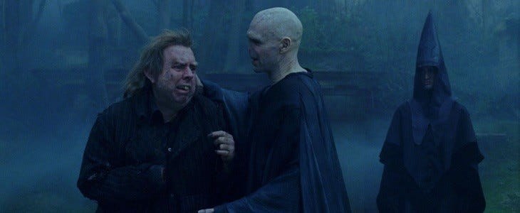 Harry Potter - Peter Pettigrow