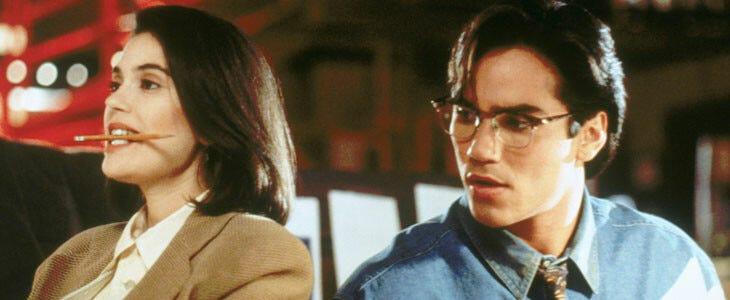 Loïs et Clark, les nouvelles aventures de Superman.