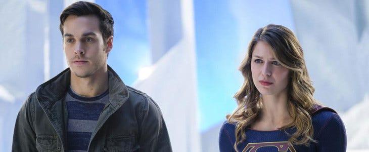 Mon-El, dans Supergirl.