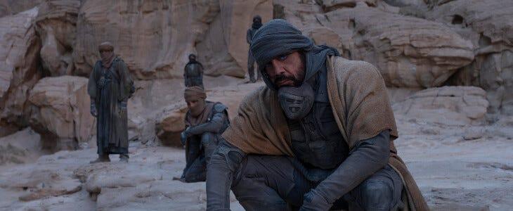 Le casting de Dune.