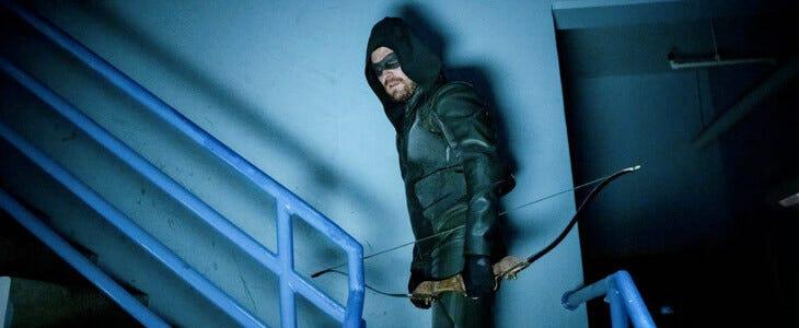 La saison 8 de la série Arrow est disponible en DVD et Blu-Ray.