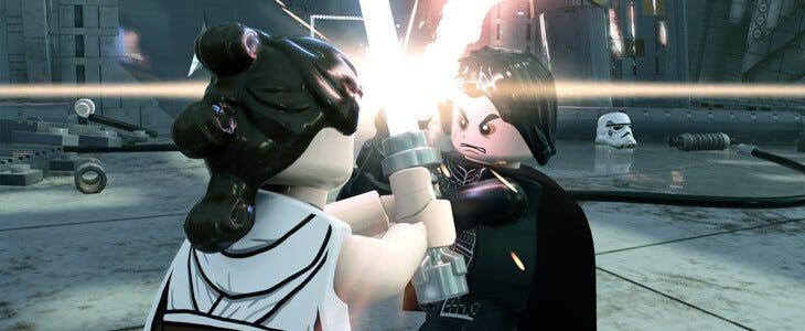 Revivez les scènes culte de la saga dans LEGO Star Wars : La Saga Skywalker !