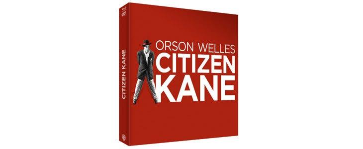 Citizen Kane - coffret Noel