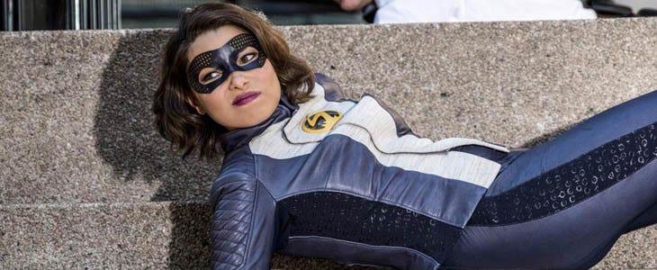 Nora West-Allen dans Flash