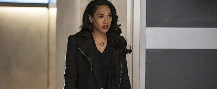 Candice Patton sera à l'affiche de la saison 7 de Flash.