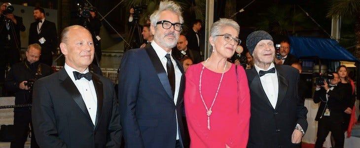 Shining - Festival de Cannes