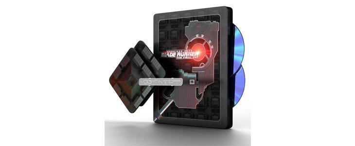 Le coffret Steelbook 4K de Blade Runner