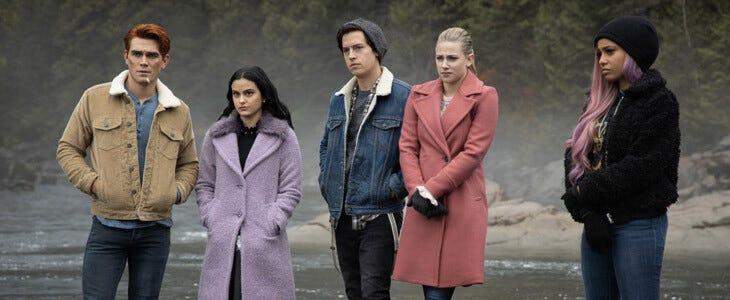 La cinquième saison de Riverdale, c'est pour bientôt !