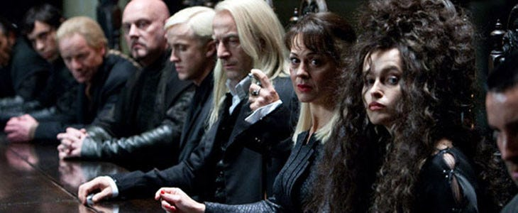 Harry Potter - Manoir Malefoy