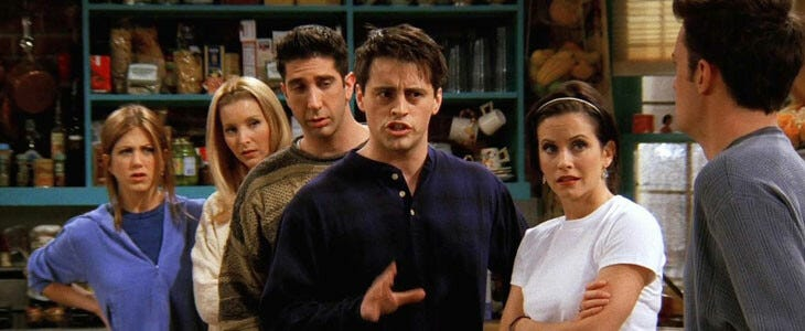Friends est de retour après 25 ans, pour un épisode spécial.