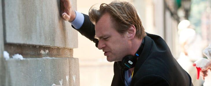 Joyeux anniversaire Christopher Nolan.
