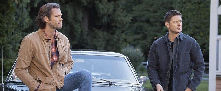 La série Supernatural a pris fin à l'issue de sa 15ème saison.