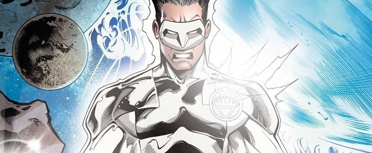 Kyle Rayner, le Green Lantern de l'ère moderne