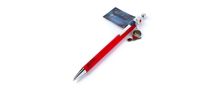 Retrouvez le stylo Harry Potter sur la boutique officielle.